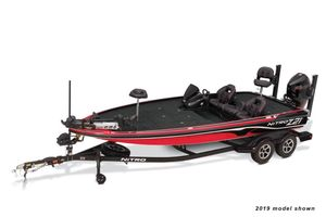New Nitro Z21 Pro Bass Boat For Sale