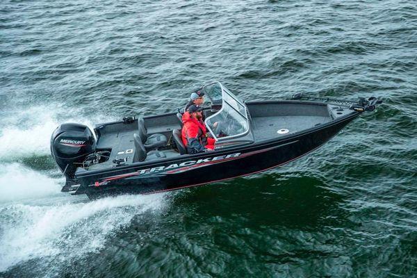 New Tracker Pro Guide V-175 WT Freshwater Fishing Boat For Sale