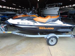 Used Sea-Doo GTX 155 Personal Watercraft Boat For Sale