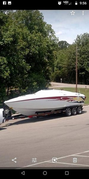 Used Baja 29 Outlaw SSE High Performance Boat For Sale