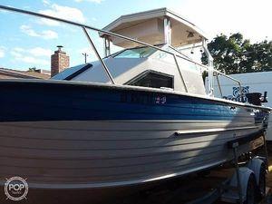 Used Crestliner Eagle 2250 Walkaround Fishing Boat For Sale