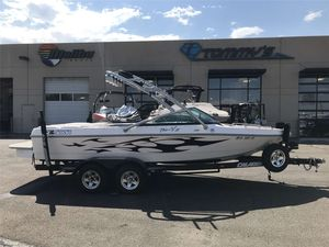 Used Calabria CAL-AIR PRO VII Ski and Wakeboard Boat For Sale