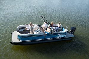 New Starcraft SLS-3 DC Pontoon Boat For Sale