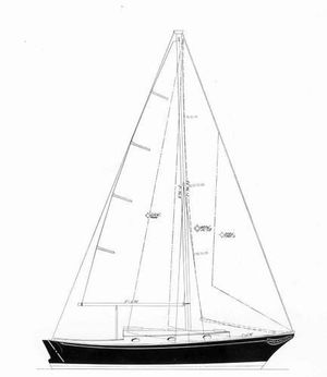 Used Ericson Independence Sloop Cruiser Sailboat For Sale