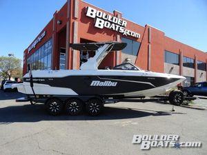 New Malibu Wakesetter 25 LSV Ski and Wakeboard Boat For Sale
