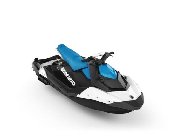 New Sea-Doo SPARK 3UP IBR CONV Personal Watercraft Boat For Sale