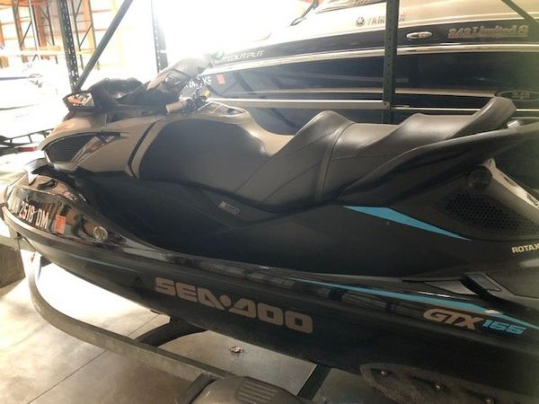 Used Sea-Doo GTX 155 S Personal Watercraft Boat For Sale