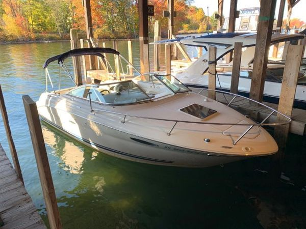 Used Sea Ray 225 Weekender Sports Fishing Boat For Sale