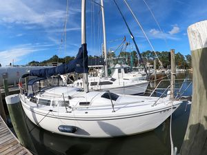 Used Catalina Mark I Cruiser Sailboat For Sale