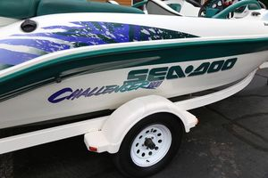 Used Sea-Doo 18900 Challenger Jet Boat For Sale