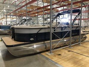New Misty Harbor Biscayne Bay 2285CU Pontoon Boat For Sale