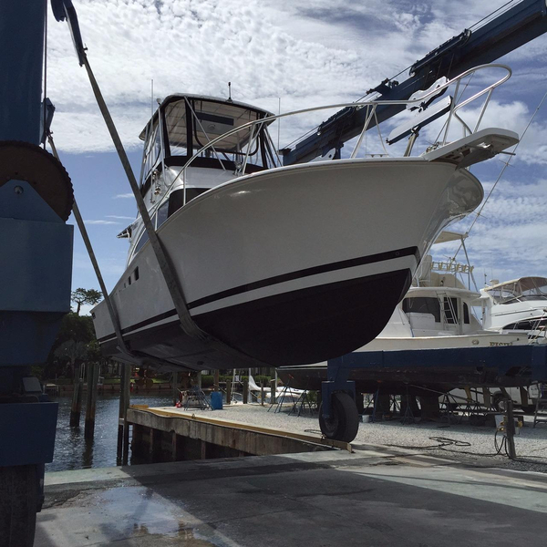 Used Luhrs 32 Convertible Fishing Boat For Sale