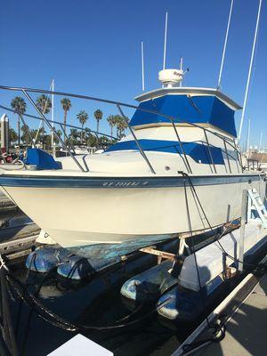 Used Skipjack Pilothouse Boat For Sale