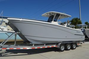 New World Cat 280CC-X Center Console Fishing Boat For Sale