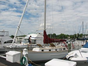 Used Bristol 40 Sloop Sailboat For Sale