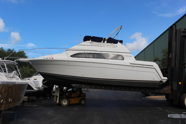 Used Carver 310 Santego Motor Yacht For Sale