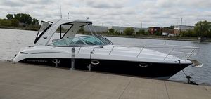 Used Monterey 355 Sport Yacht Power Cruiser Boat For Sale