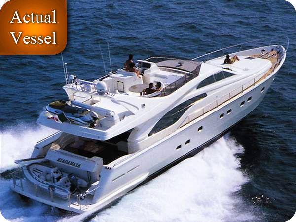 Used Ferretti Yachts 68 Motor Yacht For Sale