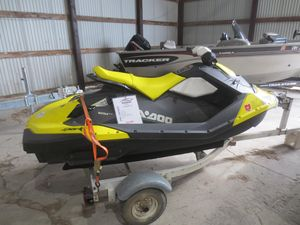 Used Sea-Doo Spark 2up Personal Watercraft Boat For Sale