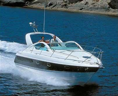 Used Fairline 34 Motor Yacht For Sale