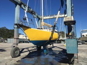 Used Albin Ballad Sloop Sailboat For Sale