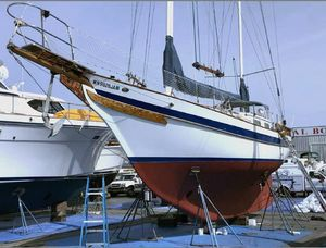 Used Mariner 40 Cruiser Sailboat For Sale