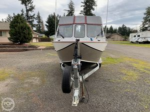 Used Hewescraft 200 Sea Runner Aluminum Fishing Boat For Sale