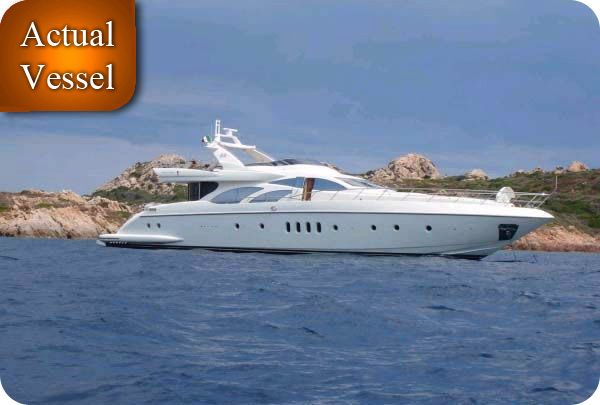 Used Azimut 98 Leonardo Mega Yacht For Sale
