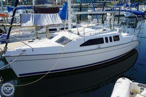 Used Hunter 270 Sloop Sailboat For Sale