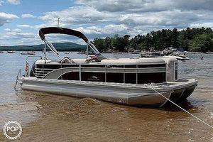 Used Bennington 22 GSR Pontoon Boat For Sale