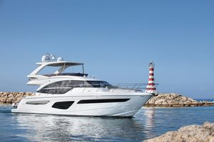 Used Princess F55 Flybridge Boat For Sale