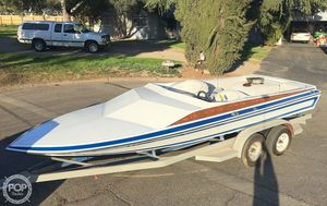 Used Hallett 20 High Performance Boat For Sale
