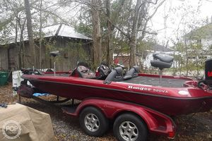 Used Ranger Boats 520vx Comanche Bass Boat For Sale