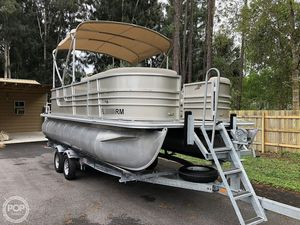 Used Starcraft EX20CRDP Pontoon Boat For Sale