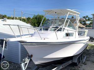 Used Grady-White 252 Sailfish Sportbridge Walkaround Fishing Boat For Sale