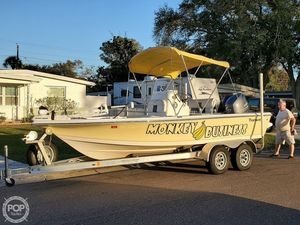 Used Tidewater 1900 Bay Max Bay Boat For Sale