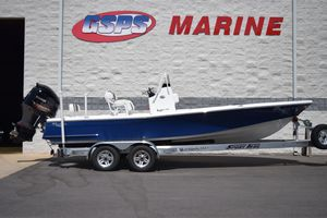 New Blackjack 224 Center Console Fishing Boat For Sale