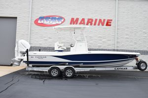 New Caymas 26 Hybrid Bay Center Console Fishing Boat For Sale
