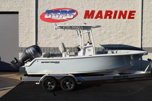 New Sportsman Heritage 211 Center Console Center Console Fishing Boat For Sale