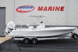 New Blackjack 256 Center Console Fishing Boat For Sale
