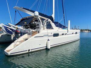Used Catana 521 Catamaran Sailboat For Sale