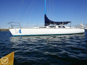 Used Hobie 33 Fixed Keel Cutter Sailboat For Sale