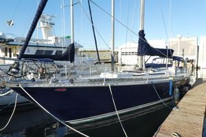 Used C&c 50' Custom Sloop Sailboat For Sale