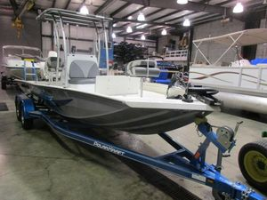 Used Polar Kraft Bay 206 CC Freshwater Fishing Boat For Sale