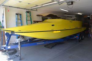 Used Kober Kat 25 High Performance Boat For Sale