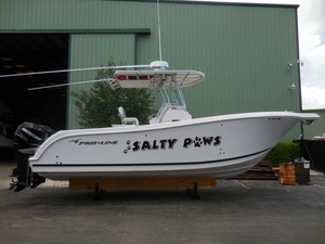 Used Proline Grand Sport Center Console Fishing Boat For Sale