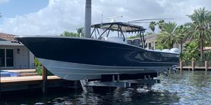 Used Buddy Davis 42 CC Center Console Fishing Boat For Sale