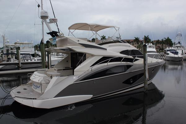 Used Marquis 500 Sport Bridge Motor Yacht For Sale