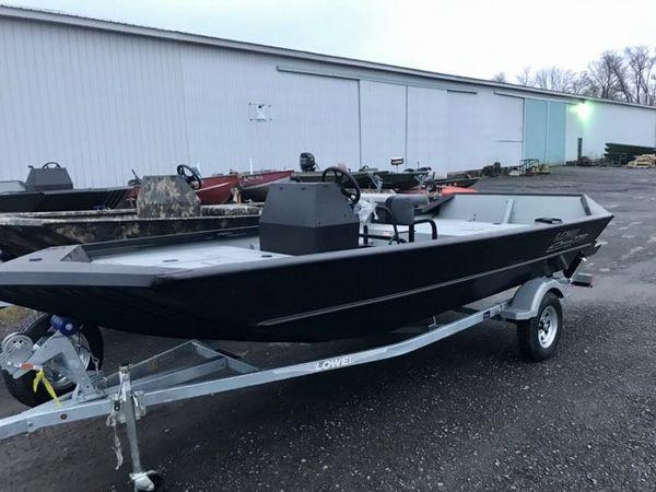 New Lowe Roughneck 1760 Pathfinder HEAVY DUTY EDITION .125 Gauge Hull Jon Boat For Sale