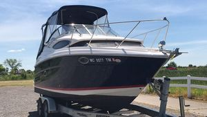 Used Regal 2565 Express Window Dual Console Boat For Sale